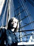 μαρίνα Στοκ φωτογραφία με δικαίωμα ελεύθερης χρήσης