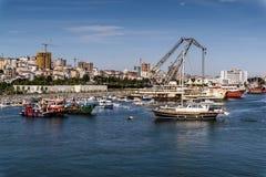 Μαρίνα Pendik και θαλάσσιος λιμένας της Ιστανμπούλ - της Τουρκίας στοκ φωτογραφία