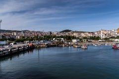 Μαρίνα Pendik και θαλάσσιος λιμένας της Ιστανμπούλ - της Τουρκίας στοκ εικόνες
