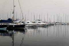 Μαρίνα Pendik και μεταφορά θάλασσας - Τουρκία Στοκ εικόνες με δικαίωμα ελεύθερης χρήσης