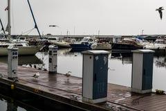 Μαρίνα Pendik και μεταφορά θάλασσας - Τουρκία Στοκ φωτογραφία με δικαίωμα ελεύθερης χρήσης