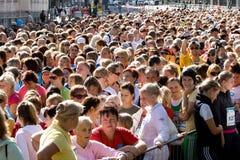 μαραθώνιος Ταλίν Στοκ εικόνα με δικαίωμα ελεύθερης χρήσης