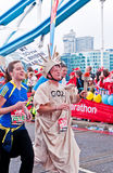 μαραθώνιος του Λονδίνο&upsi Στοκ φωτογραφίες με δικαίωμα ελεύθερης χρήσης