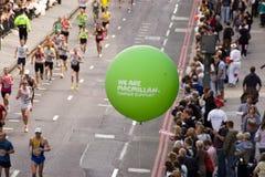 μαραθώνιος του Λονδίνο&upsi Στοκ εικόνες με δικαίωμα ελεύθερης χρήσης