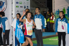 Μαραθώνιος 2015 Χονγκ Κονγκ Στοκ εικόνα με δικαίωμα ελεύθερης χρήσης