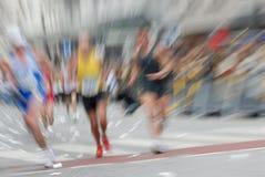 μαραθώνιος Στοκ φωτογραφία με δικαίωμα ελεύθερης χρήσης