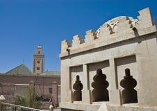 Μαρακές Μαρόκο Στοκ φωτογραφίες με δικαίωμα ελεύθερης χρήσης
