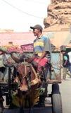 Μαρακές, Μαρόκο στοκ εικόνα