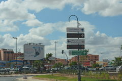 Μαρακές στο Μαρόκο Βόρεια Αφρική Στοκ Εικόνες