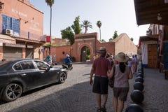 Μαρακές Στοκ φωτογραφία με δικαίωμα ελεύθερης χρήσης