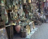 Μαρακές Medina Στοκ Φωτογραφίες