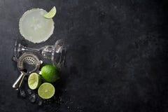 Μαργαρίτα Cocktail Στοκ φωτογραφίες με δικαίωμα ελεύθερης χρήσης