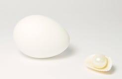 μαργαριτάρια αυγών Στοκ Εικόνες