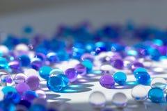 Μαργαριτάρια γυαλιού Στοκ φωτογραφία με δικαίωμα ελεύθερης χρήσης