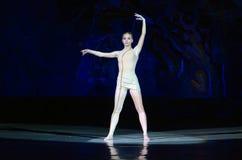 Μαργαριτάρια μπαλέτου Στοκ Φωτογραφίες