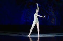 Μαργαριτάρια μπαλέτου Στοκ εικόνες με δικαίωμα ελεύθερης χρήσης