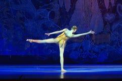 Μαργαριτάρια μπαλέτου Στοκ φωτογραφία με δικαίωμα ελεύθερης χρήσης
