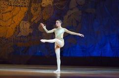 Μαργαριτάρια μπαλέτου Στοκ φωτογραφίες με δικαίωμα ελεύθερης χρήσης