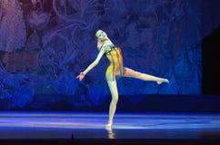 Μαργαριτάρια μπαλέτου Στοκ Φωτογραφία