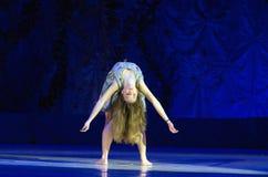 Μαργαριτάρια μπαλέτου Στοκ εικόνα με δικαίωμα ελεύθερης χρήσης