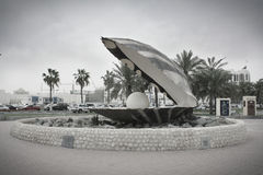 Μαργαριτάρι Doha, Κατάρ Στοκ φωτογραφία με δικαίωμα ελεύθερης χρήσης