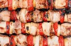 μαριναρισμένο κρέας Στοκ Εικόνες