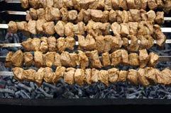 μαριναρισμένο χοιρινό κρέα&si Στοκ φωτογραφίες με δικαίωμα ελεύθερης χρήσης