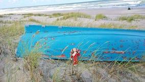 Μαριονέτες στην αμμώδη ακτή Στοκ Εικόνα