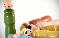 μαριονέτες Στοκ εικόνα με δικαίωμα ελεύθερης χρήσης