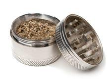 μαριχουάνα μύλων Στοκ φωτογραφία με δικαίωμα ελεύθερης χρήσης