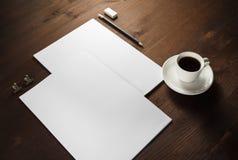 Μαρκάροντας πρότυπο χαρτικών στοκ φωτογραφίες με δικαίωμα ελεύθερης χρήσης