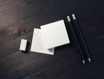 Μαρκάροντας πρότυπο χαρτικών στοκ εικόνες