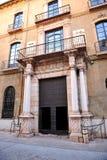 Μαρκήσιος παλατιών Villadarias, Antequera, Μάλαγα επαρχία, Ισπανία Στοκ εικόνες με δικαίωμα ελεύθερης χρήσης
