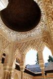 Μαρμάρινες αψίδες, Alhambra παλάτι Στοκ φωτογραφίες με δικαίωμα ελεύθερης χρήσης
