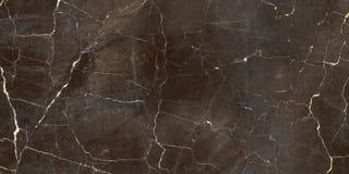 Μαρμάρινη πέτρα καφέ Σχέδιο που χρησιμοποιείται για το υπόβαθρο, το εσωτερικό, το πολυτελές σχέδιο κεραμιδιών δερμάτων, την ταπετ στοκ φωτογραφία