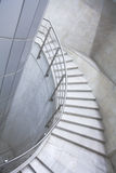 μαρμάρινη σκάλα Στοκ Φωτογραφία