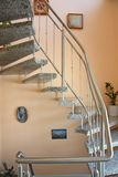 μαρμάρινη σκάλα Στοκ εικόνα με δικαίωμα ελεύθερης χρήσης