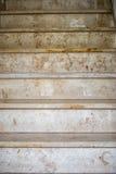 Μαρμάρινη σκάλα στο stairwell Στοκ φωτογραφίες με δικαίωμα ελεύθερης χρήσης