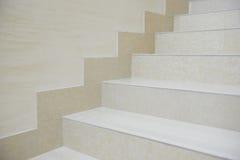 Μαρμάρινη σκάλα Στοκ φωτογραφία με δικαίωμα ελεύθερης χρήσης