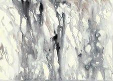 Μαρμάρινη σύσταση Watercolor Στοκ Φωτογραφίες