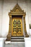μαρμάρινος ναός Ταϊλάνδη της Μπανγκόκ Στοκ Εικόνες