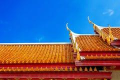 μαρμάρινος ναός της Μπανγκό&k Στοκ εικόνες με δικαίωμα ελεύθερης χρήσης