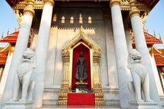 μαρμάρινος ναός Στοκ φωτογραφίες με δικαίωμα ελεύθερης χρήσης