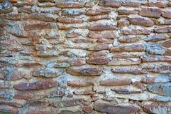 Μαρμάρινος τοίχος πετρών που διαμορφώνονται, μαρμάρινη σύσταση τοίχων πετρών, το μαρμάρινο s Στοκ Εικόνες