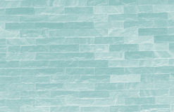 Μαρμάρινος τοίχος πετρών που διαμορφώνονται, μαρμάρινη σύσταση τοίχων πετρών, μαρμάρινη πέτρα στον μπλε τόνο Στοκ Εικόνες