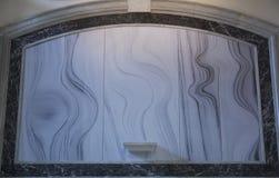Μαρμάρινος τοίχος Στοκ Εικόνες