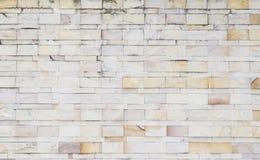 Μαρμάρινος τουβλότοιχος της Misty Στοκ Εικόνες