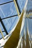μαρμάρινος χάλυβας γυαλ Στοκ εικόνα με δικαίωμα ελεύθερης χρήσης