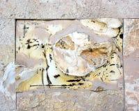 μαρμάρινος patern τοίχος tsini Στοκ Εικόνες