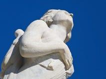 μαρμάρινο άγαλμα Στοκ φωτογραφία με δικαίωμα ελεύθερης χρήσης
